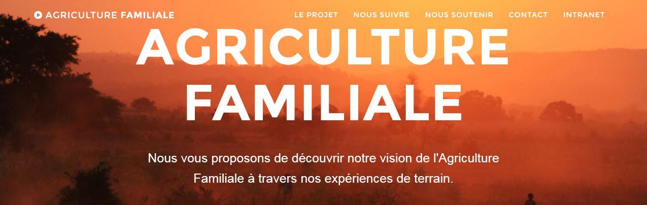 Agriculture familiale, le film