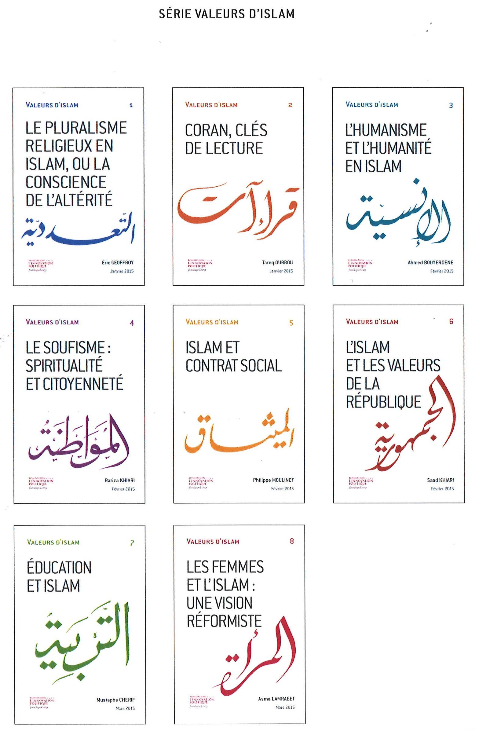 « Valeurs d'islam » , au delà des clichés