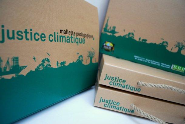 Mallette pédagogique « Justice climatique »
