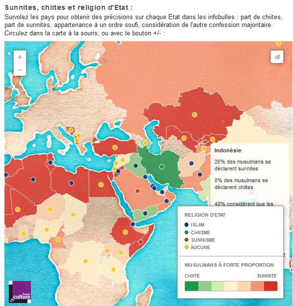 Les mondes de l'Islam
