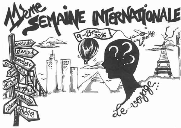 11ème semaine internationale avec les SVE