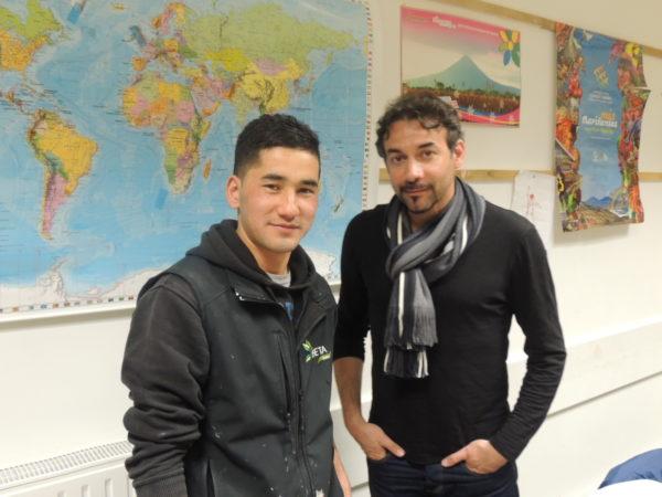 Carnet d'exil d'un jeune afghan