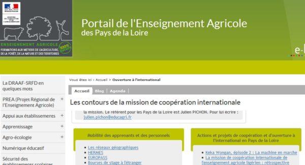 Découvrez les nombreuses actions de coopération internationale en région Pays de la Loire