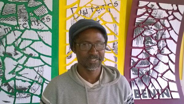 Un artiste africain en résidence au lycée agricole d'Albi