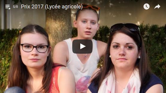 Vidéo - Les lauréats du premier prix Europe de l'enseignement agricole témoignent