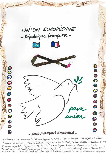Notre passeport Européen