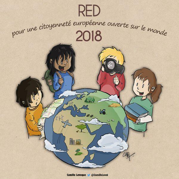 Compte rendu Rencontres du RED sur le thème de la citoyenneté européenne