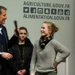 Retour en images sur la présentation des lauréats du prix ALIMENTERRE au salon de l'agriculture 2018