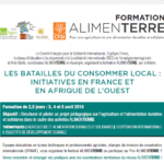 Formation Alimenterre - PNF 2019