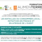 Bilan et ressources - formation Alimenterre - Alimentation ultra transformée - Jury Prix Alimenterre