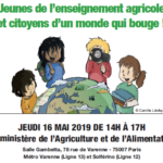 """5ème Journée """"jeunes de l'enseignement agricole et citoyens d'un monde qui bouge"""""""