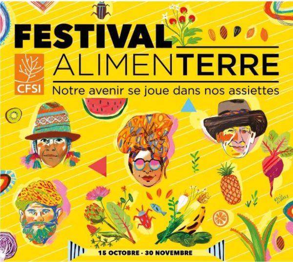 Comment participer au festival Alimenterre 2019 dans un établissement ?